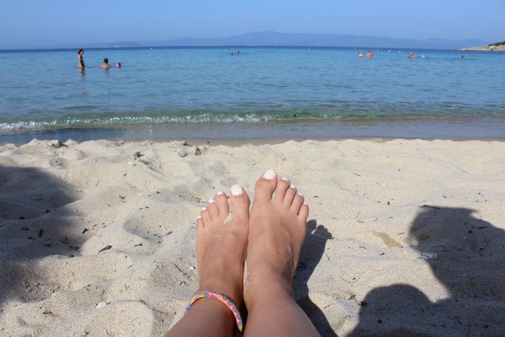 xenia beach chrousso chalkidki pefkohori strand beach